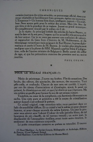 JR Bloch Europe 1924